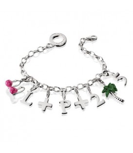 "More about Medium Charm Bracelet 8"" 925 Sterling Silver"