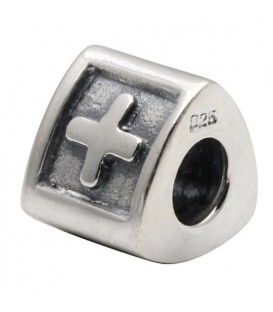 More about Silver Plus Bead Bead Charm 925 Sterling Silver