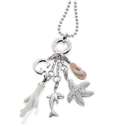 Necklaces - Sandals Inspirational Necklace in 925 Sterling Silver