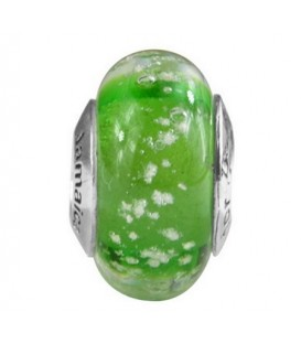 Beaches Negril Jamaica Green Sand Bead 925 Sterling Silver