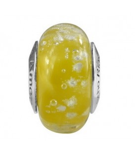 Beaches Ocho Rios Jamaica Yellow Sand Bead 925 Sterling Silver