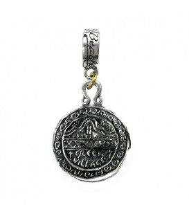 Charms - Beaches Jamaica Ocho Rios Resort Greek House Charm 925 Sterling Silver