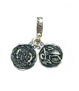 Sandals La Source Grenada's Gecko & Grenada Nutmeg Sterling Bead Charm