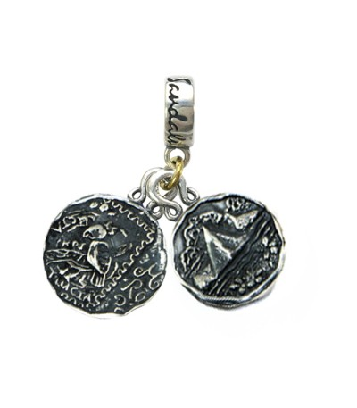 Charms - Sandals Regency La Toq's Parrot & St. Lucia Les Pitons Sterling Silver Bead Charm