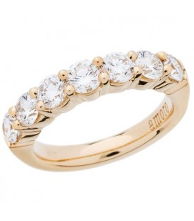 More about 1.50 Carat Round Brilliant Eternitymark Diamond Ring 18Kt Yellow Gold