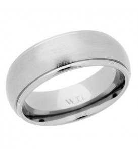 Rings - Titanium Band