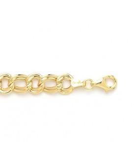 More about Charm Bracelet 14Kt Yellow Gold