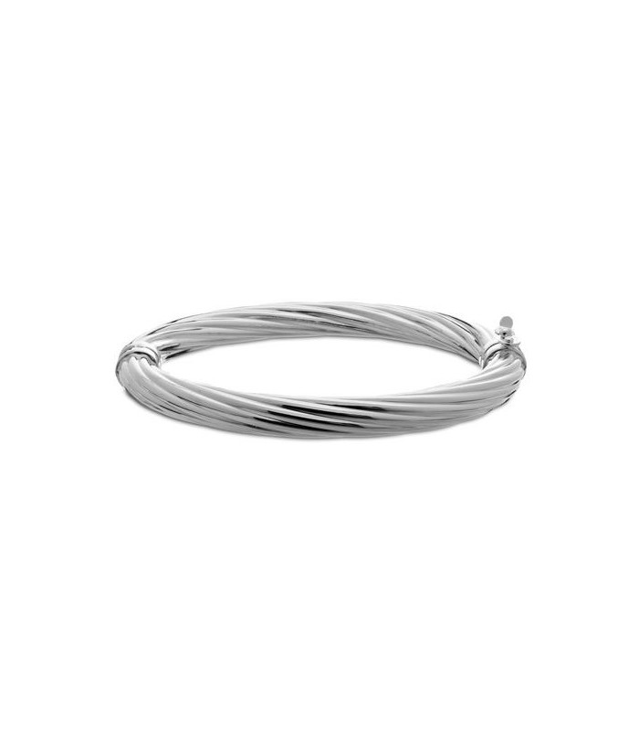 silver the nzd blade bangle double products cambridge oar large bangles rowing