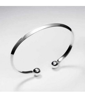 Bracelets - Triangle Bangle 925 Sterling Silver