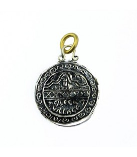 Pendants - Beaches Jamaica Ocho Rios Resort Greek House Pendant 925 Sterling Silver