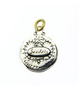 Sandals Jamaica Whitehouse Resort Crocodile Pendant 925 Sterling Silver
