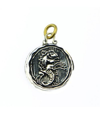 Pendants - Beaches Turks and Caicos Resort Iguana Pendant 925 Sterling Silver