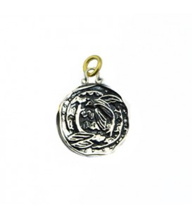 Sandals Barbados Island Flying Fish Pendant 925 Sterling Silver