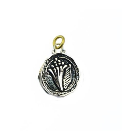 Pendants - Sandals Bahamas Island Conch Pendant 925 Sterling silver
