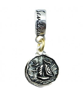 More about Sandals Antigua Island Yacht Bead Charm Sterling Silver