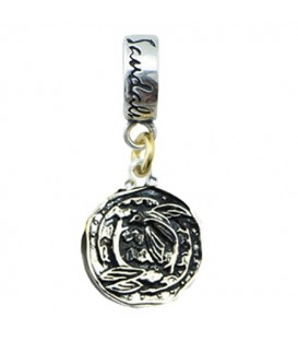 Pendants - Sandals Barbados Island Flying Fish Bead Charm Sterling Silver