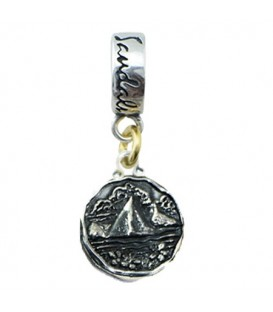 More about Sandals St. Lucia Island Les Pitons Bead Charm Sterling Silver