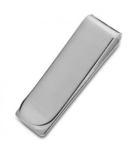 Men accessories - Sterling Silver Polished Money Clip