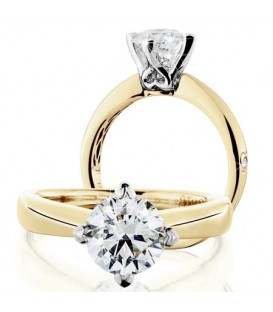 Semi-Mount - Setting only for Diamond weight 1.50cts