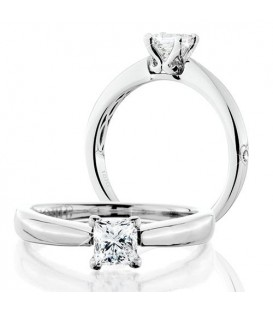 Semi-Mount - Setting only for Diamond weight 0.50 Carat