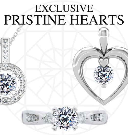 Pristine heart Collection