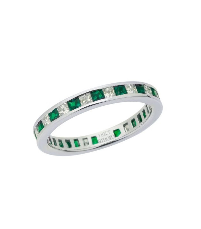 COLOR ETERNITY BANDS