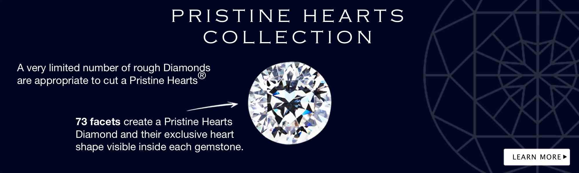 Pristine Hearts Amoro Diamond Collection